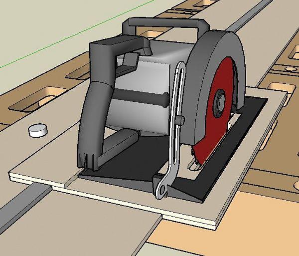 circular saw guide rail lowes