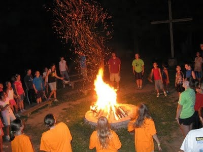 girl guides songs for campfire