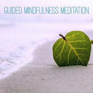 20 minute guided meditation with music