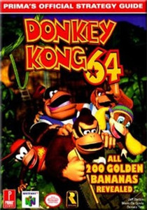 donkey kong 64 strategy guide pdf