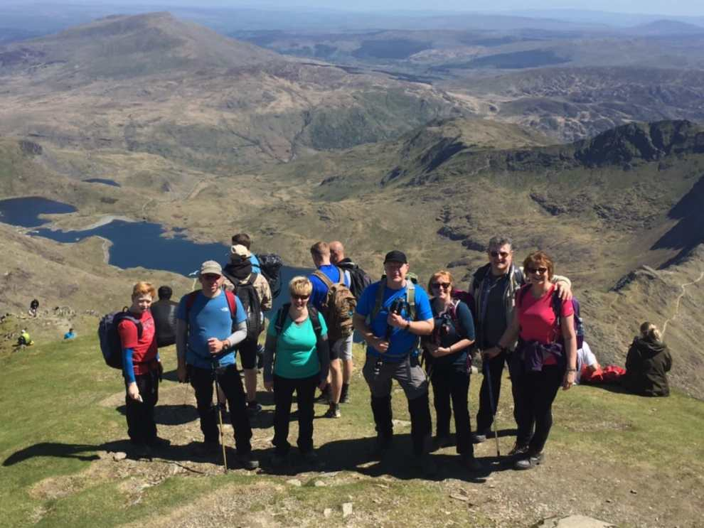 snowdonia national park guided walks
