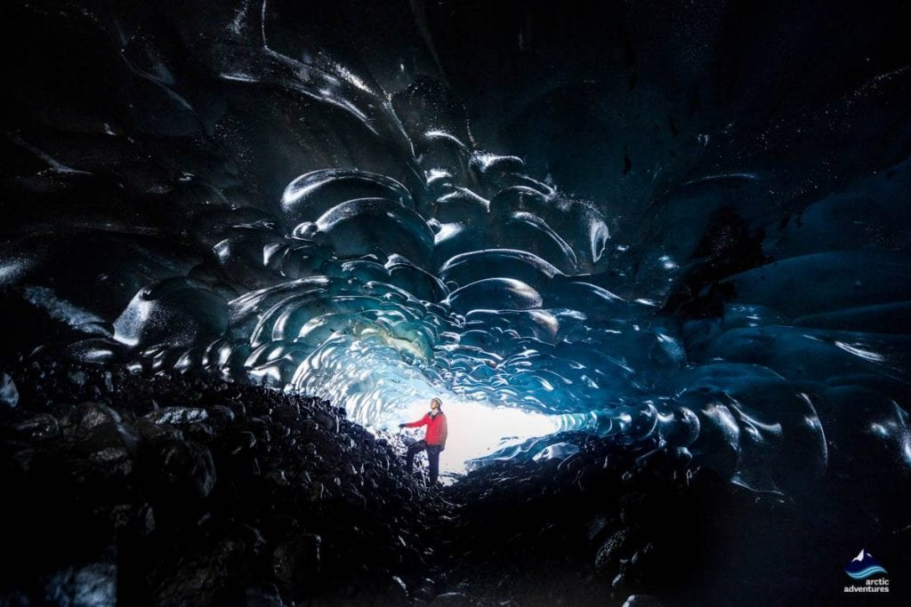 skaftafell ice cave without guide