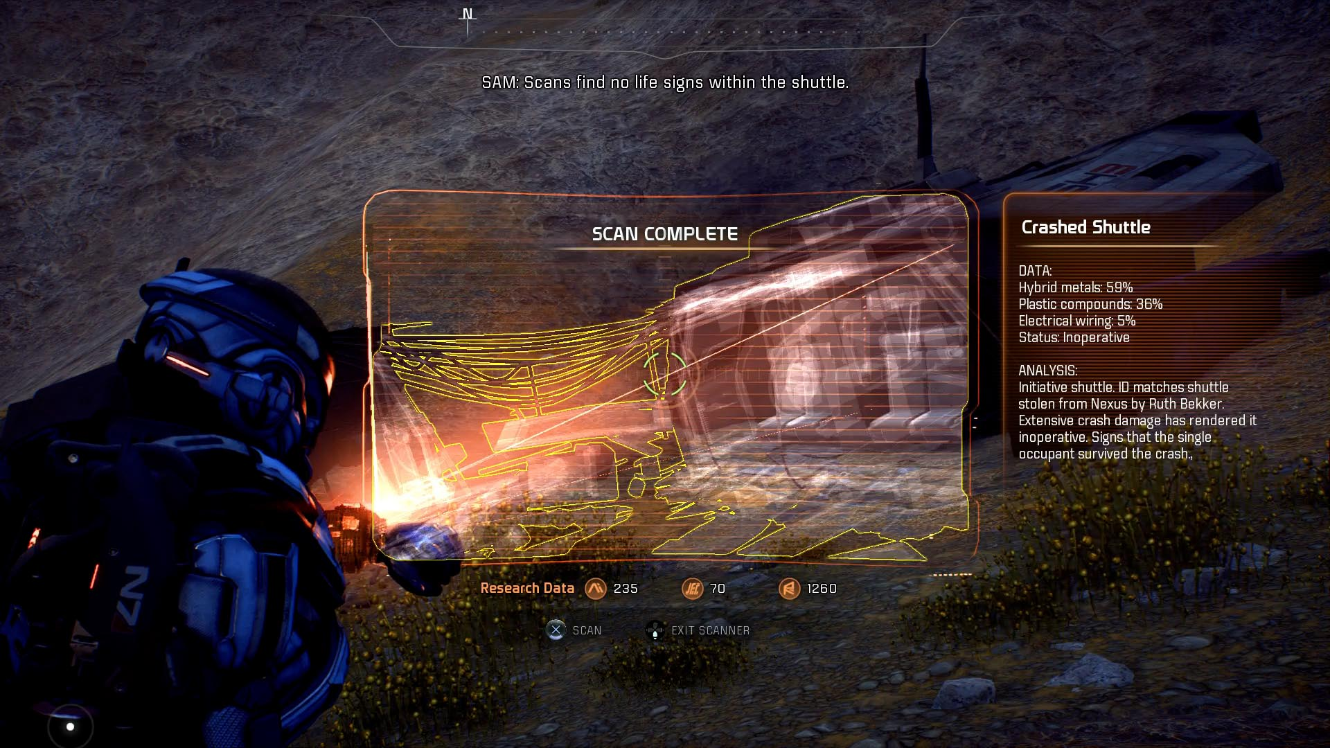 mass effect 2 mission guide