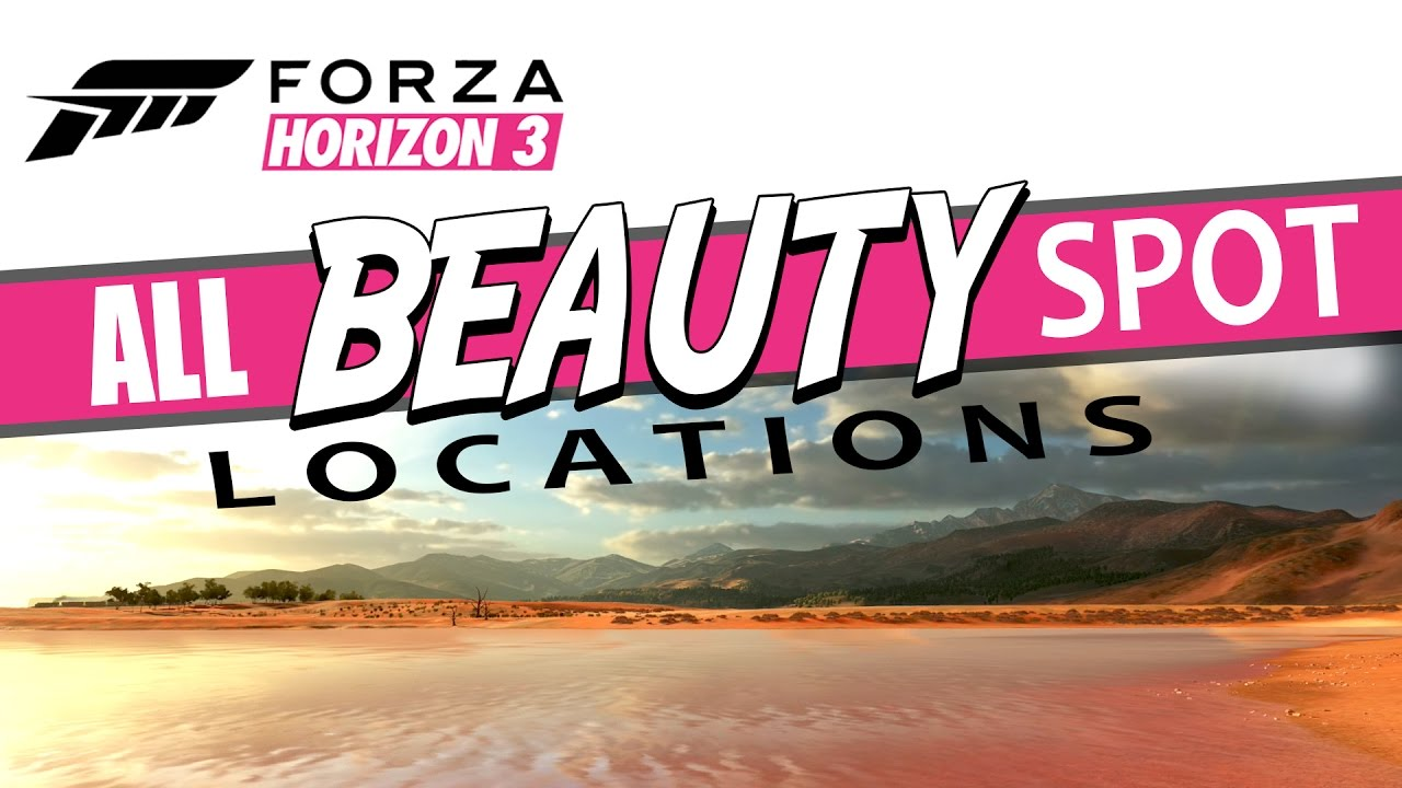 forza horizon 3 achievement guide
