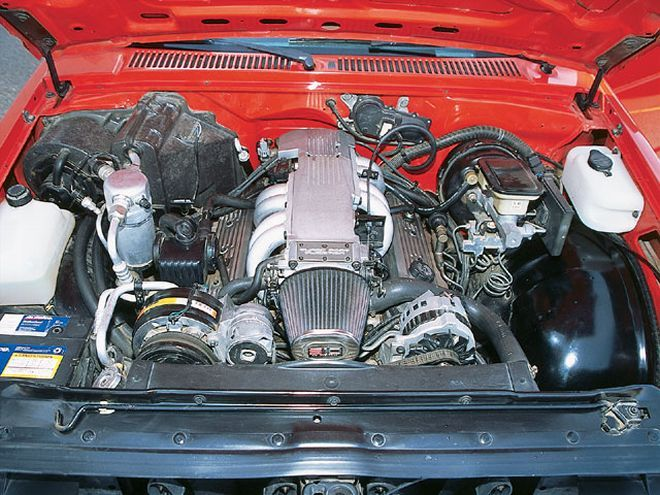 ford ranger engine swap guide