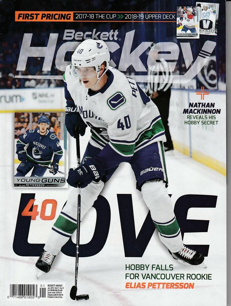 free beckett hockey card price guide