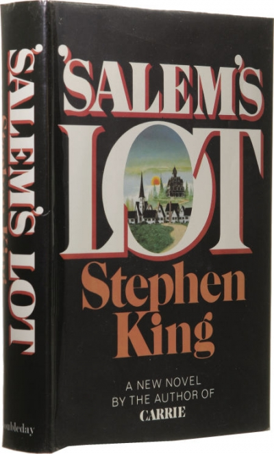 stephen king first editions guide