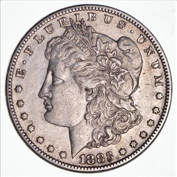 morgan silver dollar price guide