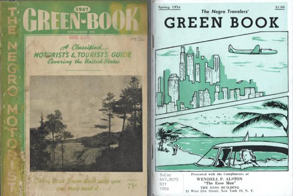 green book black travel guide