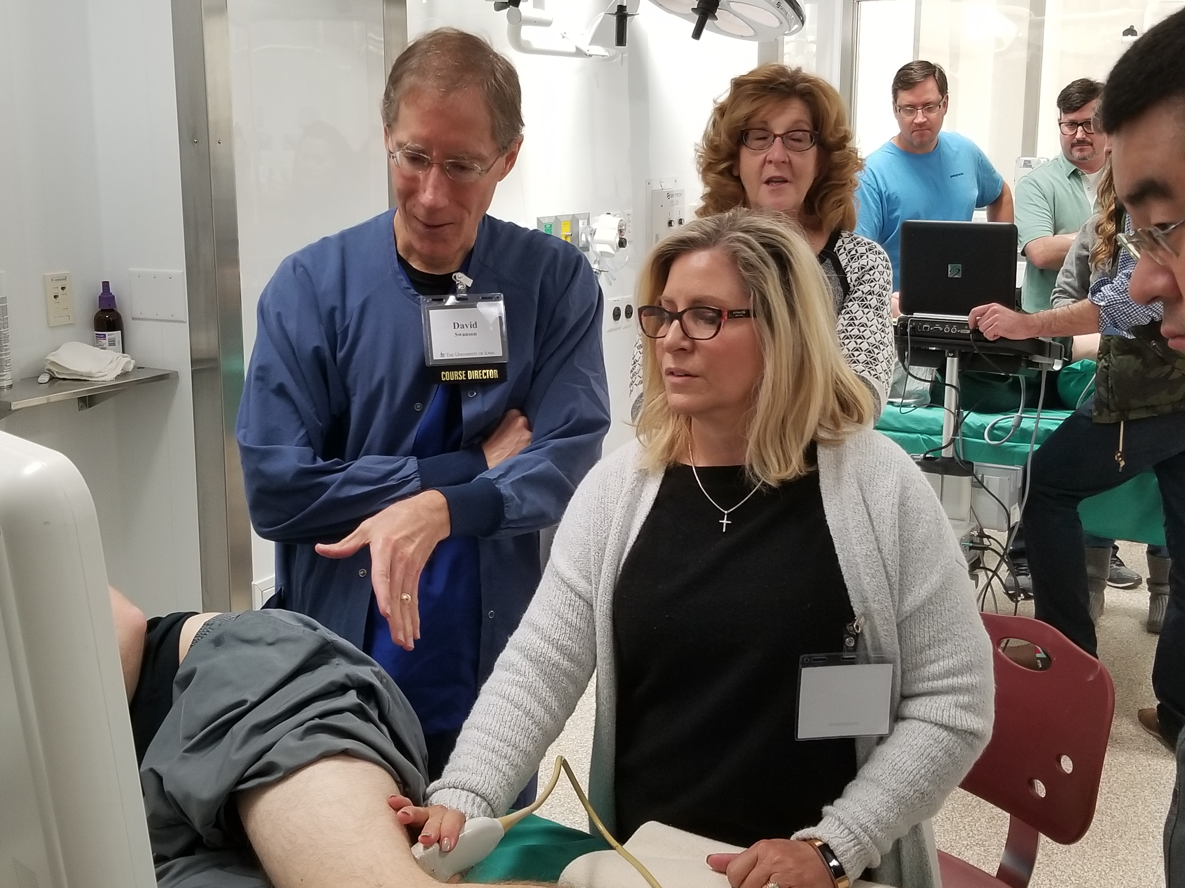 ultrasound guided regional anesthesia workshop