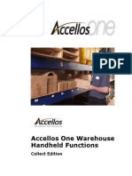 accellos one warehouse user guide