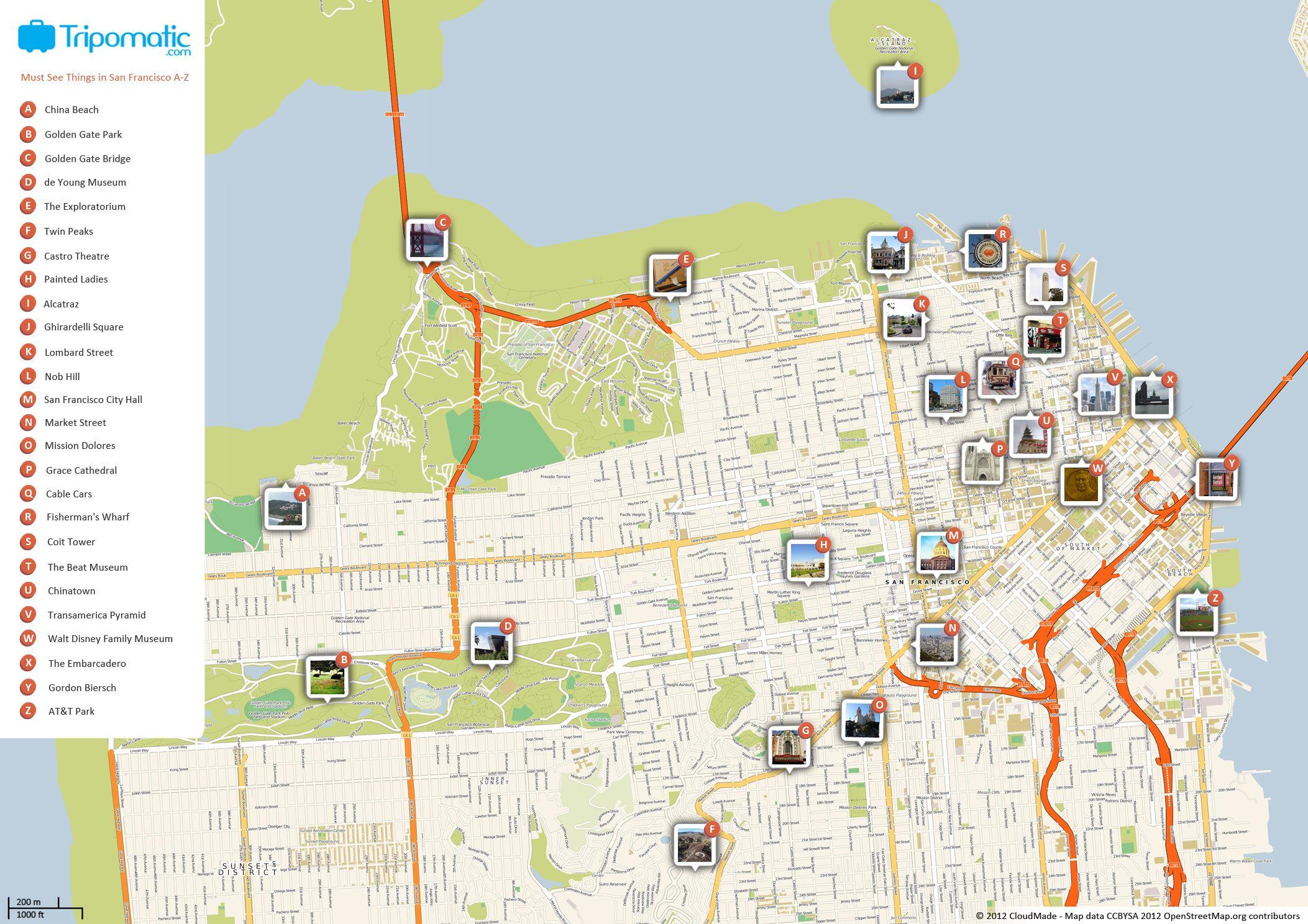 san francisco city guides walking tours