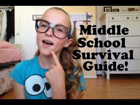girls guide to middle school