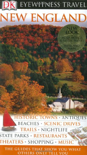 new england travel guide book