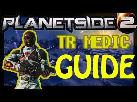 planetside 2 medic cert guide