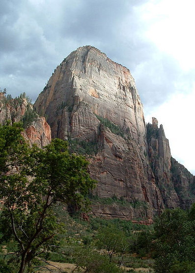 rock climbing guides zion national park