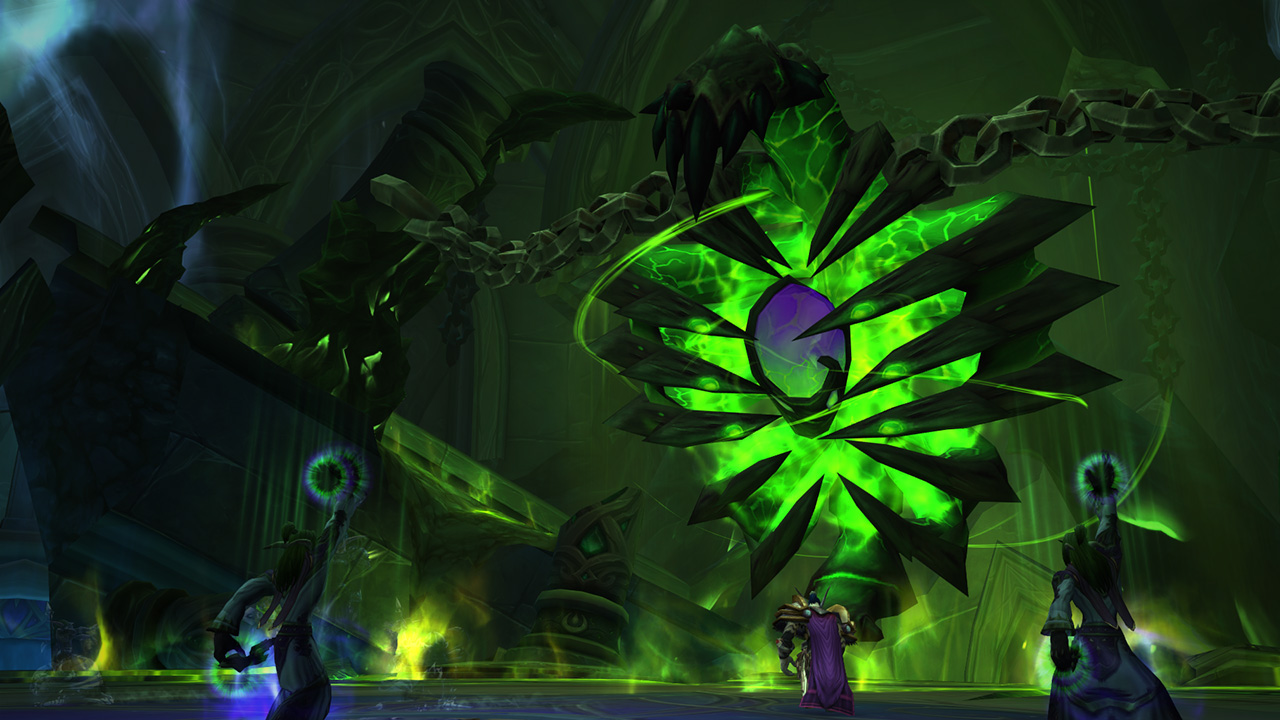 tomb of sargeras boss guide