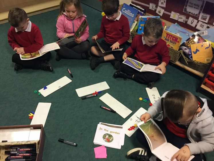 what is guided reading in primary school